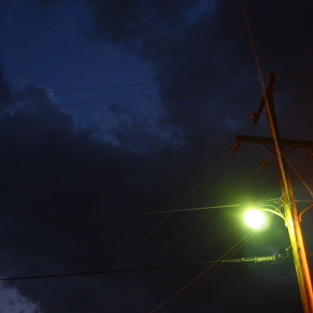 ckoontz - night sky ipad wallpaper