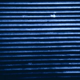 claudio ar - blue metal texture ipad wallpaper