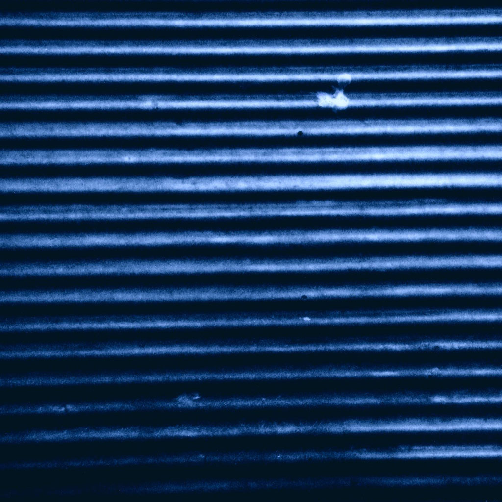 claudio ar - blue metal texture ipad wallpaper