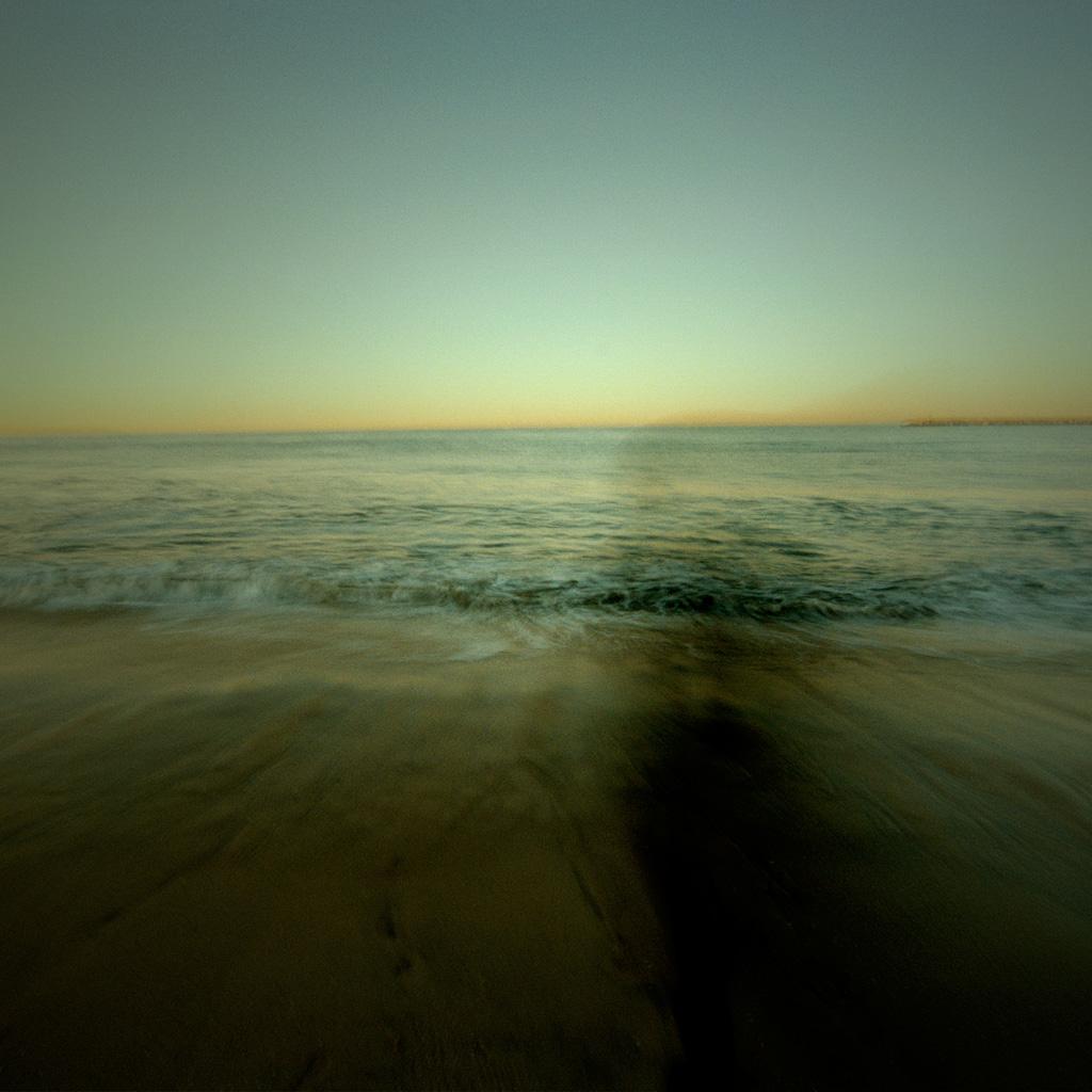 dark beach ipad wallpaper