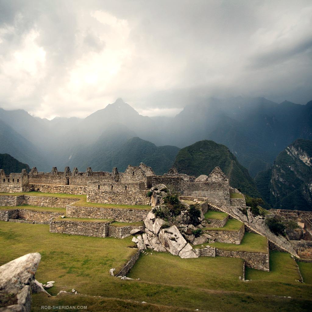 Machu Pichu Wallpaper