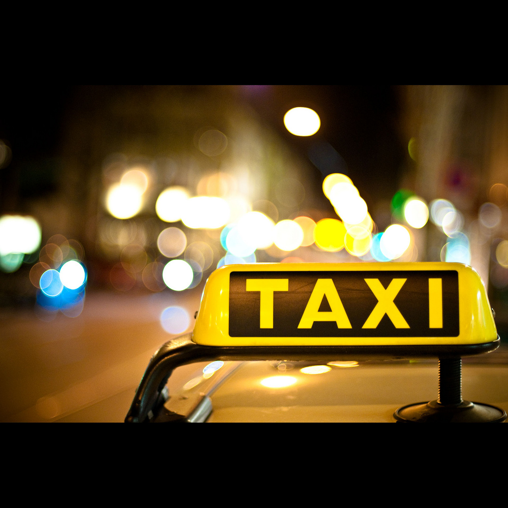 ben fredericson - taxi ipad wallpaper