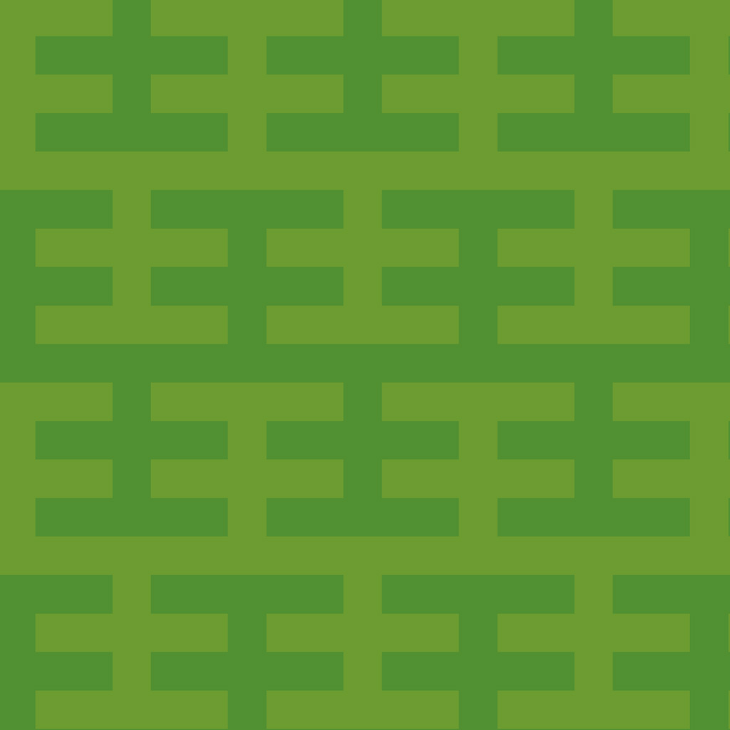 bluekdesign - green pattern ipad wallpaper