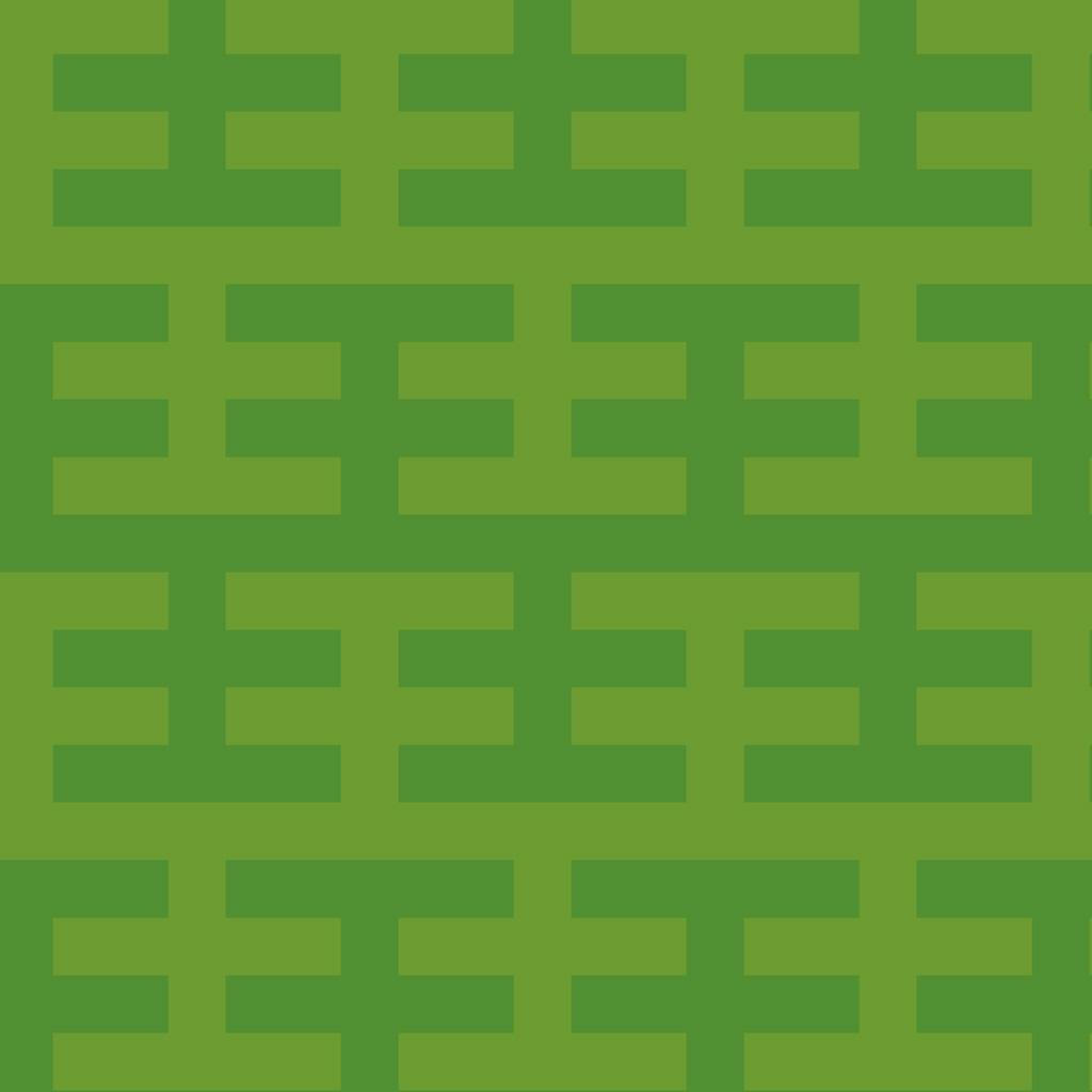 bluekdesign - green pattern ipad wallpaper