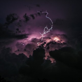 breno machado - dark thunder clouds ipad wallpaper