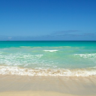 daniel ramirez - tropical kailua beach ipad wallpaper