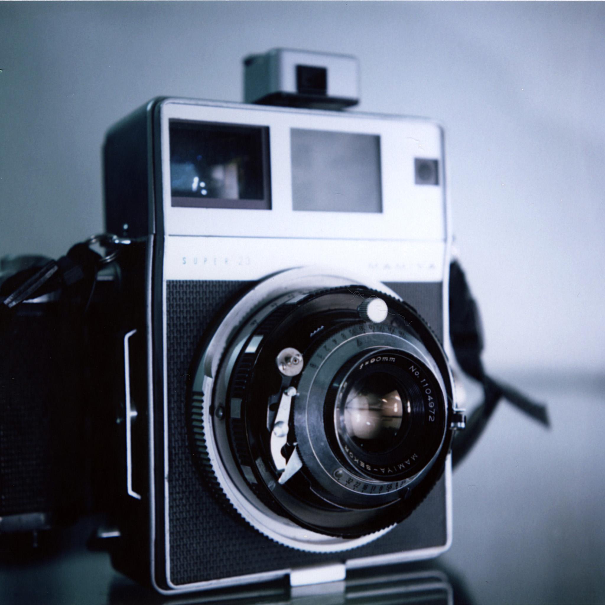 dsevilla - mamiya super 23 camera ipad wallpaper