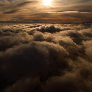 ecstaticist - clouds ipad wallpaper