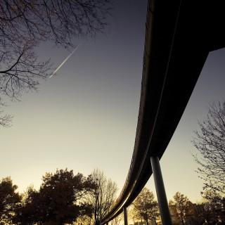 jens karlsson - boston bridge ipad wallpaper