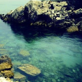 jenschapter3 - crystal clear water in portugal ipad wallpaper