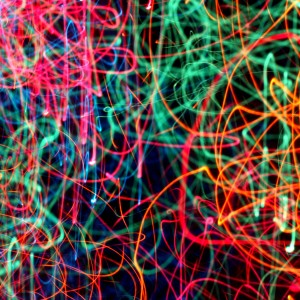 kevindooley - light painting abstract ipad wallpaper