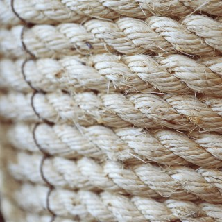 leeroy - rope texture ipad wallpaper