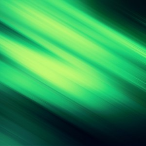 lethalnik - retro green gradient ipad wallpaper