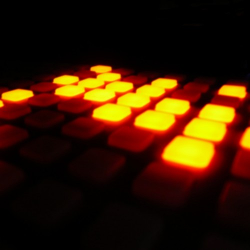 monome by mattly Ipad wallpaper