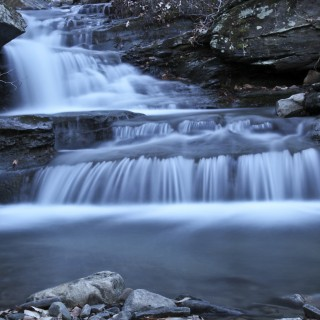 mitch - small waterfall ipad wallpaper