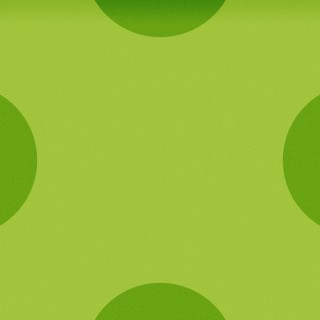 mrforscreen - green circles ipad wallpaper