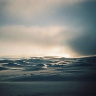 oskarlin - snow mountains ipad wallpaper