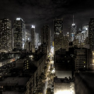paulo barcellos - hdr city scenery ipad wallpaper