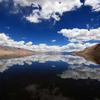 prabhu b doss - tso moriri lake ipad wallpaper