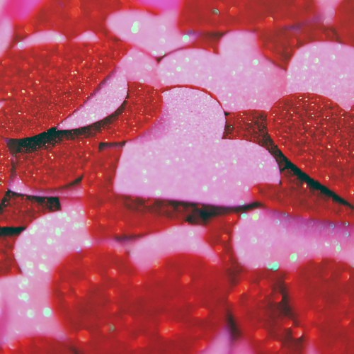 purple sherbet photography - pink red hearts ipad wallpaper