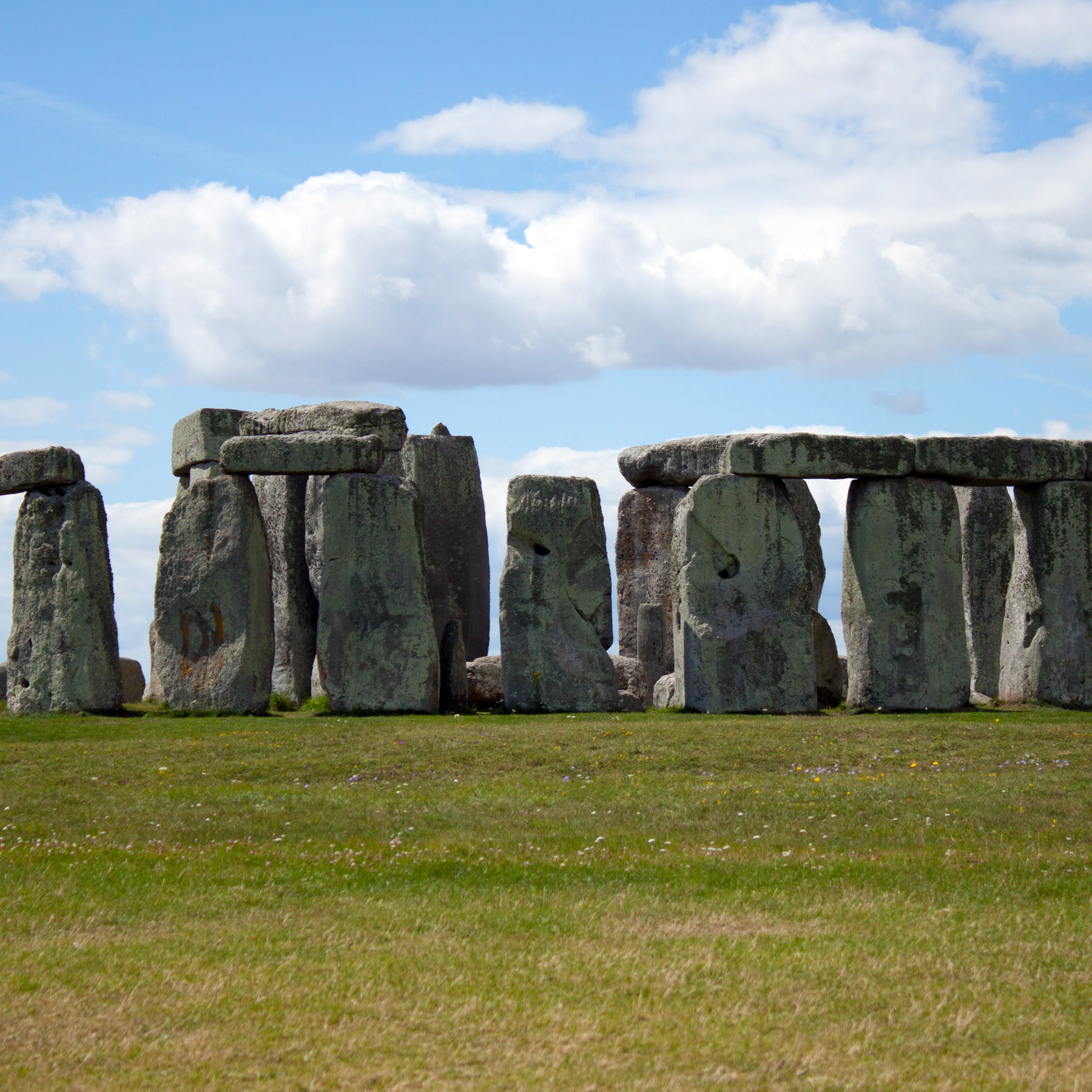 rik o hare - stonehenge ipad wallpaper