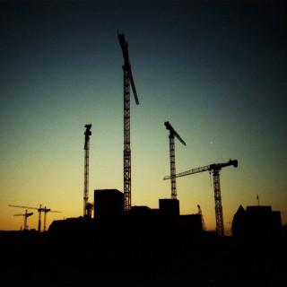 rvdh - lomo cranes ipad wallpaper