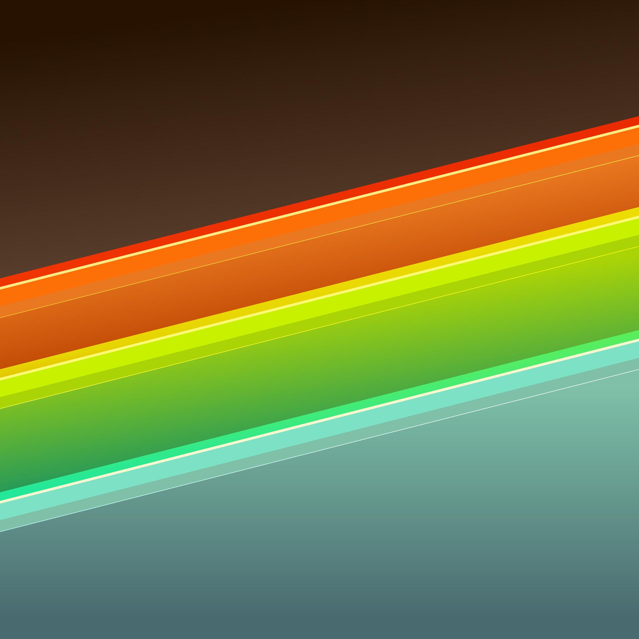 duckfarm - spectrum abstract ipad wallpaper