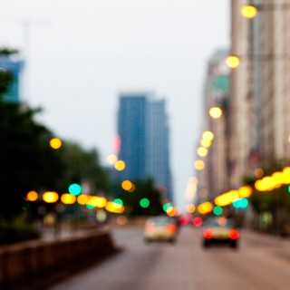 thomas hawk - blurry street view ipad wallpaper