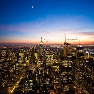 thomas hawk - new york night ipad wallpaper